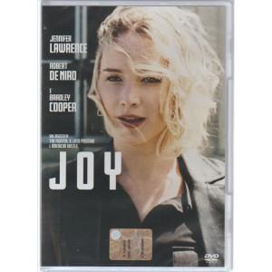DVD JOY - c/Bradley Cooper, Robert De Niro regia David O. Russell