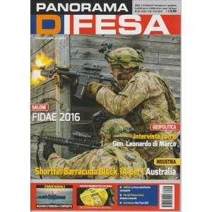 PANORAMA DIFESA. N. 353. GIUGNO 2016.