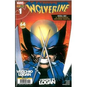 WOLVERINE 327 - WOLVERINE 1 - Marvel Italia