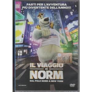 IL VIAGGIO DI NORM. DAL POLO NORD A NEW YORK.