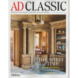 AD CLASSIC. ARCHITECTURAL DIGEST. LE PIU' BELLE CASE DEL MONDO. N. 6. MAGGIO 2016.