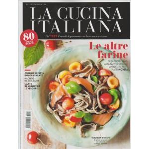 LA CUCINA ITALIANA. N. 6. GIUGNO 2016.