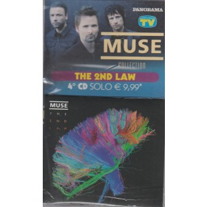 MUSE COLLECTION. THE 2ND LAW. 4° CD.