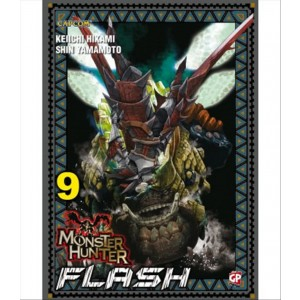 MONSTER HUNTER FLASH 09 - GP Manga edizioni