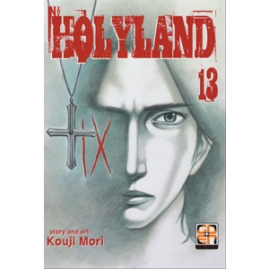 Manga: Nyu Collection 25 – Holyland 13 - GOEN Edizioni