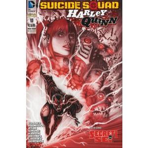 Suicide Squad/ Harley Quinn 13 - DC Comics Lion