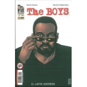 THE BOYS 43 - PANINI PULP 43 - Panini Comics
