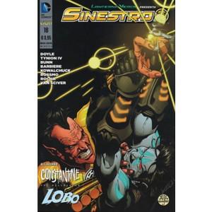 Lanterna Verde Presenta: Sinestro 18 - DC Comics Lion