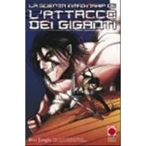 Manga: LA SCIENZA IMMAGINARIA DE L'ATTACCO DEI GIGANTI - MANGA SUPERSTARS 113