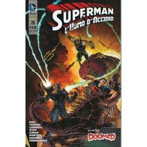 Superman L'Uomo D'Acciaio 25DC Comics Lion