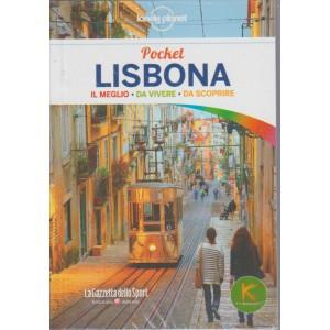 Guida Lonely Planet pocket - LISBONA by Gazzetta dello Sport