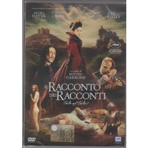 DVD Il Racconto Dei Racconti-c/Salma Hayek, Vincent Cassel-Regia Matteo Garrone