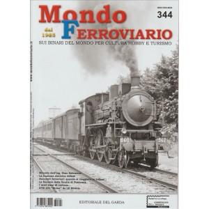 MONDO FERROVIARIO. N. 344. GIUGNO 2016.
