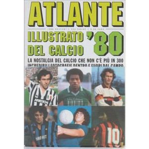 ATLANTE ILLUSTRATO DEL CALCIO '80. N. 3. 320 PAGINE.