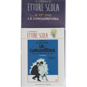 IL CINEMA DI ETTORE SCOLA. IL 17° DVD. LA CONGIUNTURA. CON VITTORIO GASSMAN.