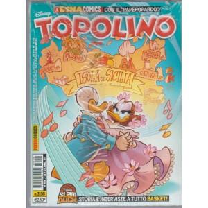 TOPOLINO - settimanale n. 3158 - 7 Giugno 2016