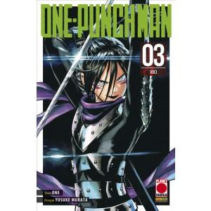 Manga: ONE-PUNCH MAN 3 - MANGA ONE 24 - Planet manga