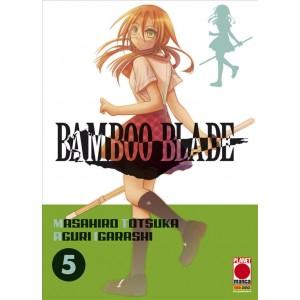 Manga: BAMBOO BLADE 5 - CAPOLAVORI MANGA 125 - Planet Manga