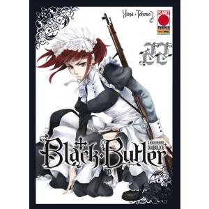 Manga: BLACK BUTLER 22 - IL MAGGIORDOMO DIABOLICO - Planet Manga