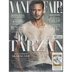 "VANITY FAIR - settimanale n. 24 - 22 Giugno 2016 ""Alexander SKARSGARD"""