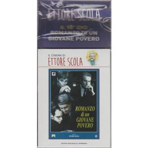 IL CINEMA DI ETTORE SCOLA. IL 18° DVD   ROMANZO DI UN GIOVANE POVERO.
