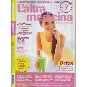 L'ALTRA MEDICINA MAGAZINE. N. 54. LUGLIO 2016 .