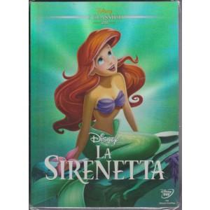 DVD I CLASSICI DISNEY. LA SIRENETTA N. 28.