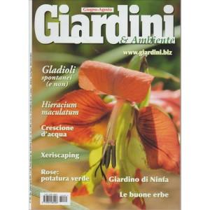 GIARDINI & AMBIENTE.N. 280. GIUGNO/AGPSTO 2016.