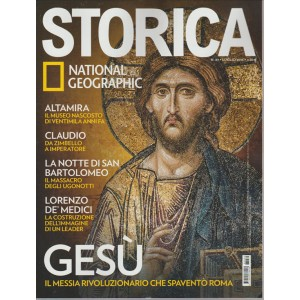 STORICA NATIONAL GEOGRAPHIC. N. 89. LUGLIO 2016.