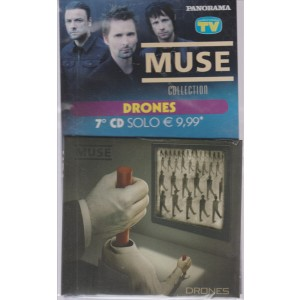 MUSE COLLECTION.  DRONES. 7° CD