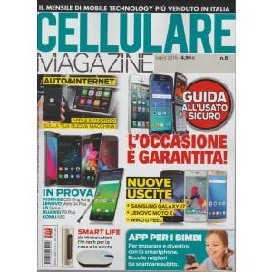 CELLULARE MAGAZINE. N. 6. LUGLIO 2016.