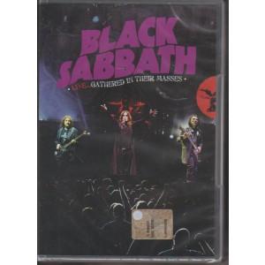 BLACK SABBATH. LIVE... GATHERED IN THEIR MASSES.