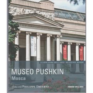 Museo PUSHKIN Mosca  VISITA c/PHIL.DAVERIO. I MUSEI DEL MONDO