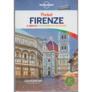 Guida Lonely Planet pocket - FIRENZE by Gazzetta dello Sport