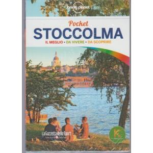 Guida Lonely Planet pocket - STOCCOLMA by Gazzetta dello Sport