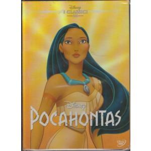 DVD I CLASSICI DISNEY vol. 33 - POCAHONTAS.