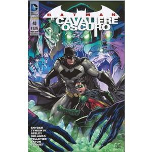 Batman il Cavaliere Oscuro 43 - DC Comics Lion
