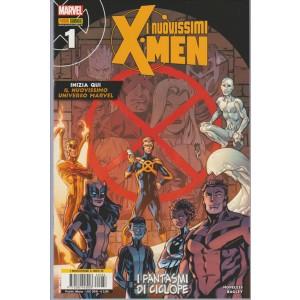 I NUOVISSIMI X-MEN 36 - I NUOVISSIMI X-MEN 1 - Marvel Italia