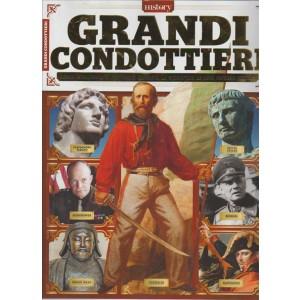 BBC HISTORY SPECIALE N. 9.  GRANDI CONDOTTIERI.