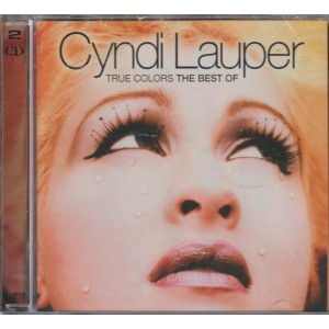 CYNDI LAUPER. TRUE COLORS THE BEST OF.