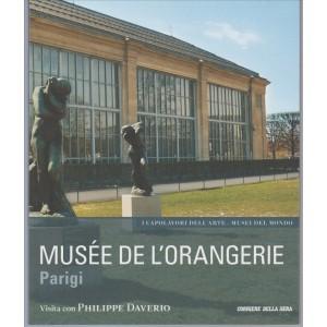 Musée de L'Orangerie di Parigi VISITA c/PHIL.DAVERIO. I MUSEI DEL MONDO