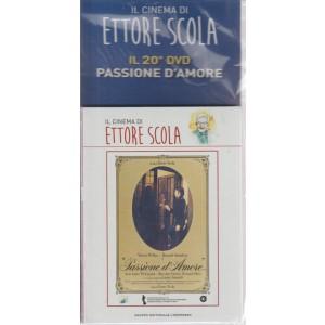 IL CINEMA DI ETTORE SCOLA IL 20° DVD PASSIONE D'AMORE.