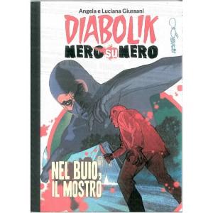DIABOLIK NERO SU NERO-Nel buio il mostro vol.27-Iniz.Gazzetta Sport