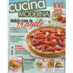 Cucina Moderna -mensile n. 5 Maggio 2016 - Dolci con le fragole