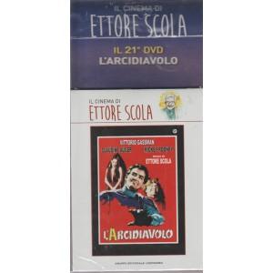 IL CINEMA DI ETTORE SCOLA IL 21° DVD L'ARCIDIAVOLO. CON VITTORIO GASSMAN