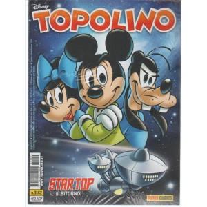 Topolino - mensile n. 3162 del 5 luglio 2016 - senza gadget