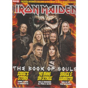 CLASSIC ROCK SPECIALE EXTRA N. 4. BIMESTRALE. IRON MAIDEN.