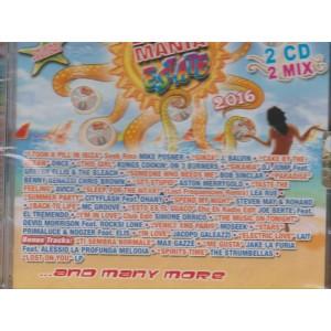 CD 1> HIT MANIA ESTATE 2016 + CD 2 > HIT MANIA ESTATE 2016 DANCE VERSION