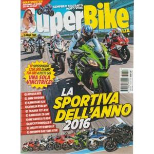 SUPER BIKE ITALIA. LUGLIO 2016. N. 7.