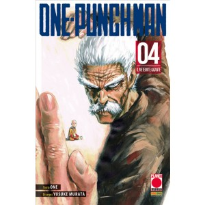 Manga: ONE-PUNCH MAN 4 - MANGA ONE 25 - Planet manga